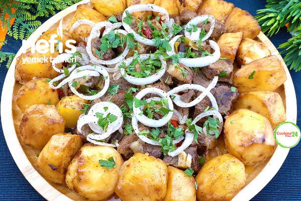 Kazan Kebabı – Özbek Mutfağından (Videolu)