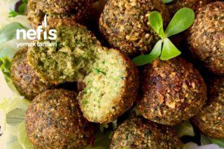 Vegan Köfte Falafel Tarifi