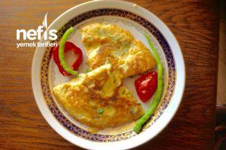 Nişastalı Omlet (Çerkez Omlet) Tarifi