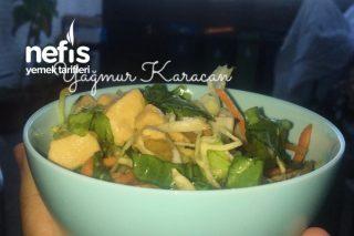Sağlıklı Lunch (Tavuklu) Tarifi