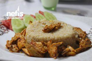 Sarımsaklı Baharatlı Tavuk Tarifi
