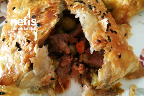 Talaş Böreği(Videolu) Tarifi
