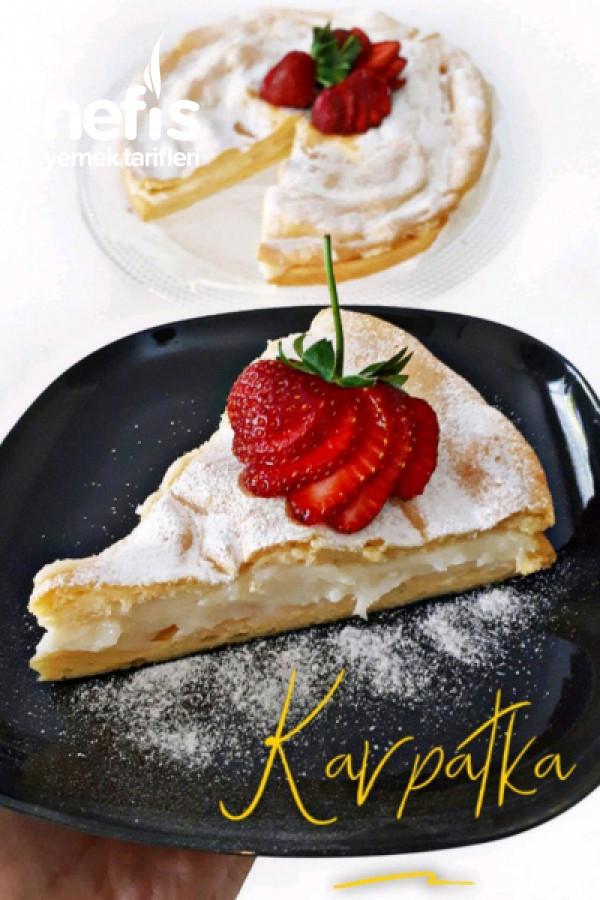 polonyanin Meşhur Pastası Karpatka