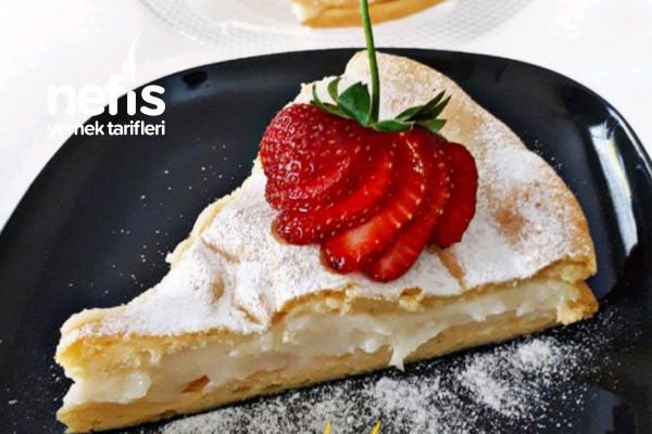 Polonyanın Meşhur Pastası Karpatka Tarifi