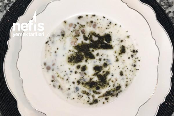Yogurt Çorbası (Soğuk) Tarifi