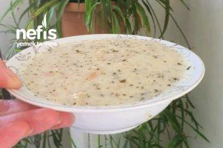 Yoğurtlu Bugdaylı Yaz Çorbası (Soğukta Tüketilebilir) Tarifi
