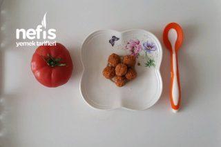 Bebe Bulgur Topları +10/11 Ay Tarifi