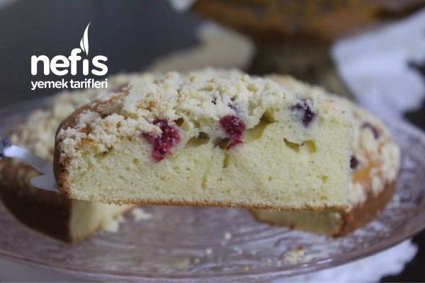 Crumble Kek (Crumble Cake) Tarifi