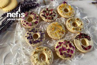 Flower Cookies (Çiçek Kurabiye) Tarifi