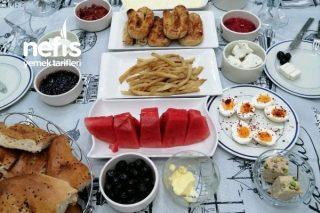Ailemle Pazar Kahvaltısı Tarifi