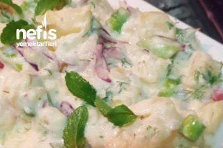 Ev Yapımı Mayonezli Patates Salatası Tarifi
