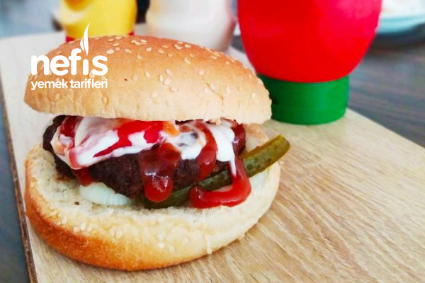 Evde Hamburger Köftesi Tarifi