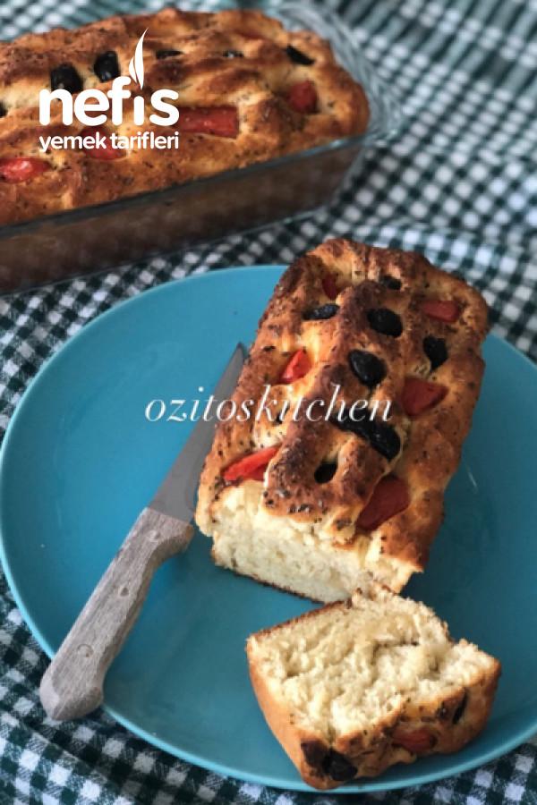 Focacia : İtalyan Ekmeği