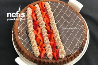 Kahveli Ve Çikolatalı Tart Kek Tarifi