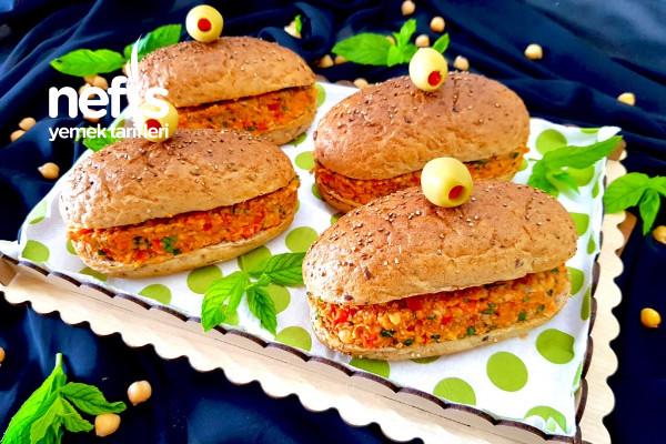 Nohutlu Sandviç (Amerika) Tarifi