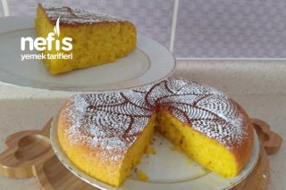5 Dakikada Hazırlayabileceğiniz Tavada Limonlu Kek (Videolu) Tarifi