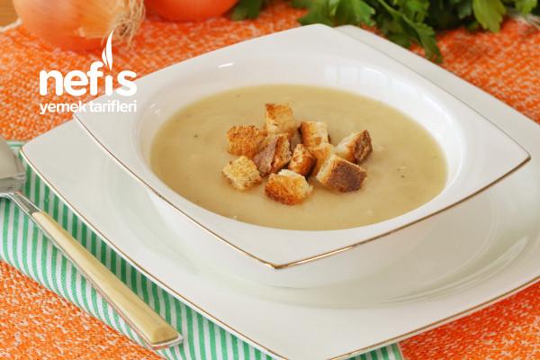 Soğan Çorbası (videolu) Tarifi
