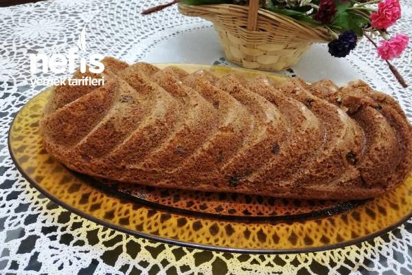 Haşhaşlı Kayısı Üzümlü Kek Tarifi