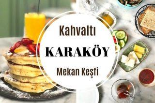 Karaköy Kahvaltıcıları: En İyi 11 Mekan Tarifi