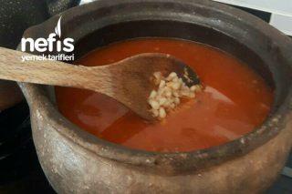 Kıymalı Buğday Çorbası Tarifi