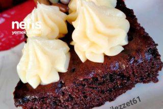 Kremalı Islak Kek (Bir De Böyle Deneyin Nefis) Tarifi