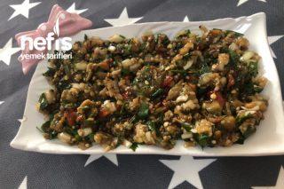 Abugannuş (Közleme Salatası) Tarifi