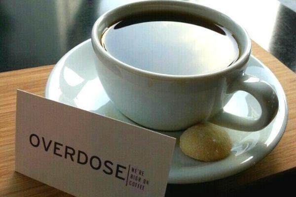 overdose coffee