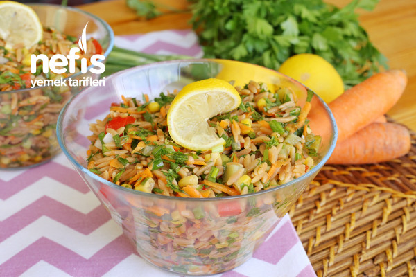 Arpa Şehriye Salatası (Orijinal)
