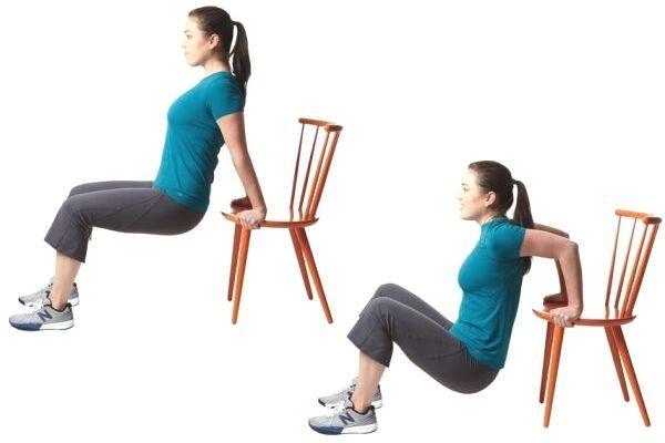 sandalye hareketi