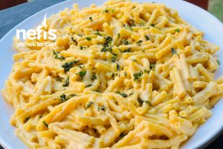 Mac And Cheese Tarifi
