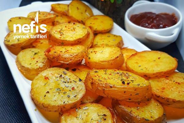 Tereyağlı Çıtır Patates