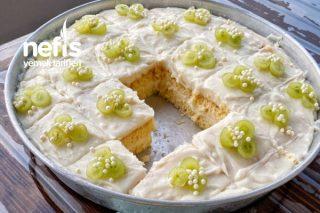 Üzümlü Tepsi Pastası Tarifi