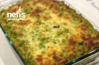 Yeşil Mac n' Cheese Tarifi