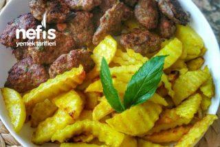 Zerdeçallı Fırında Patates Tarifi