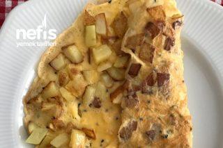 Baby Patatesli Omlet Tarifi