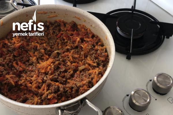 Beşamel Soslu Klasik Lazanya Tarifi // Italian Lasagna Bolognese