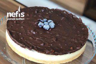 Çikolatalı Pişmeyen Pasta Tarifi