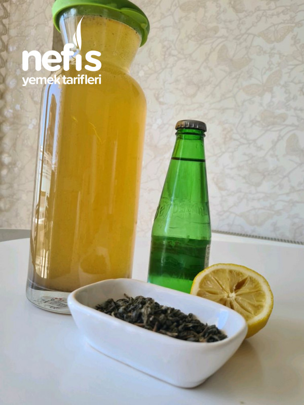 Detoks Suyu (Yeşil Çay)
