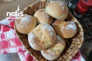 Kahvaltılık Ekmekçikler (Sonntagsbrötchen) Tarifi