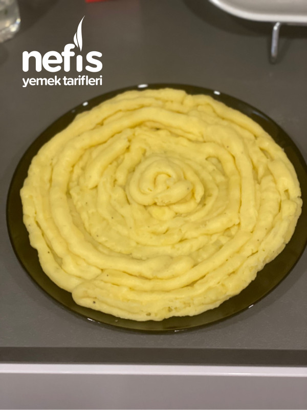 Patates Püreli Tavuk Bonfile