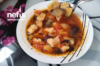 Patlıcanlı Sulu Köfte (Malatya Usulü) Tarifi