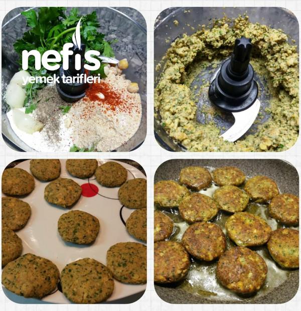 Falafel (Nohut Köftesi )