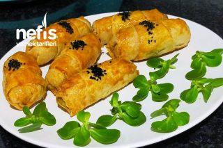 Patatesli Çıtır Çıtır Börek Tarifi