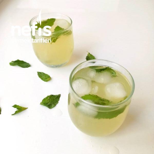 Yeşilçay Ve Limon Aromalı Soğuk Çay (Ice Tea)