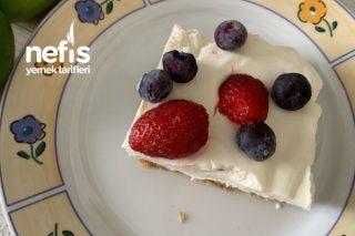 Yoğurtlu Muhteşem Keto Pasta Tarifi
