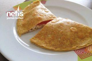 Diyet Kahvaltı Keyfi Tarifi