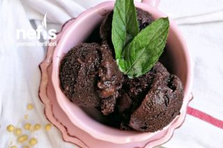Ev Yapımı Kakaolu, Çikolatalı Dondurma Tarifi