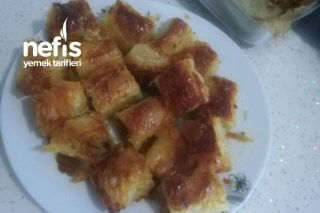 Sarıyer Böreği Baklavalık Yufkadan Tarifi