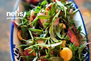 Zahter Salatası (Kekik) Tarifi