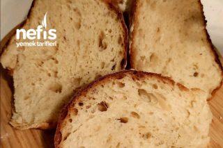 Ekşi Maya Tepsi Ekmeği Tarifi
